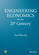 Engineering Economics for the 21st Century (1118929039) cover image