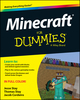 Minecraft For Dummies (1118968239) cover image