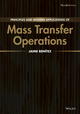 Principles and Modern Applications of Mass Transfer Operations, 3rd Edition (1119042739) cover image