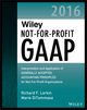 Wiley Not-for-Profit GAAP 2016: Interpretation and Application of Generally Accepted Accounting Principles (1119107539) cover image