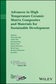 Advances in High Temperature Ceramic Matrix Composites and Materials for Sustainable Development, Volume 263 (1119406439) cover image