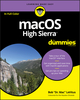 macOS High Sierra For Dummies (1119417139) cover image