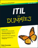 ITIL For Dummies, 2011 Edition (1119950139) cover image