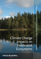 Climate Change Impacts on Freshwater Ecosystems (1405179139) cover image
