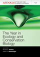 The Year in Ecology and Conservation Biology 2012, Volume 1249 (1573318639) cover image