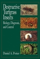 Destructive Turfgrass Insects: Biology, Diagnosis, and Control (1575040239) cover image