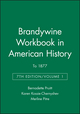 Brandywine Workbook in American History, Volume I: To 1877, 7th Edition (1881089339) cover image