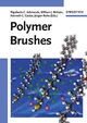 Polymer Brushes: Synthesis, Characterization and Applications (3527310339) cover image