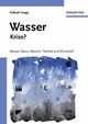 Wasser - Krise? (3527311939) cover image