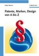 Patente, Marken, Design von A bis Z (3527661239) cover image