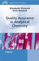 Quality Assurance in Analytical Chemistry (047001203X) cover image