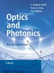 Optics and Photonics: An Introduction, 2nd Edition (047001783X) cover image