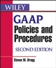 Wiley GAAP Policies and Procedures, 2nd Edition (047008183X) cover image