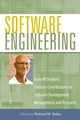 Software Engineering: Barry W. Boehm's Lifetime Contributions to Software Development, Management, and Research  (047014873X) cover image