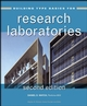 Building Type Basics for Research Laboratories, 2nd Edition (047016333X) cover image