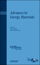 Advances in Energy Materials (047040843X) cover image