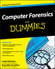 Computer Forensics For Dummies (047045783X) cover image