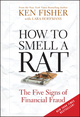 How to Smell a Rat: The Five Signs of Financial Fraud (047052653X) cover image
