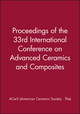 Proceedings of the 33rd International Conference on Advanced Ceramics and Composites (047057903X) cover image