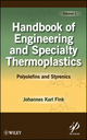 Handbook of Engineering and Specialty Thermoplastics, Volume 1: Polyolefins and Styrenics (047062583X) cover image