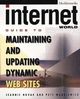 Internet World Guide to Maintaining and Updating Dynamic Web Sites (047124273X) cover image