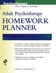 Adult Psychotherapy Homework Planner (047148833X) cover image