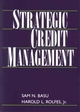 Strategic Credit Management  (047158343X) cover image