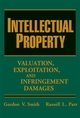 Intellectual Property: Valuation, Exploitation, and Infringement Damages, 4th Edition (047168323X) cover image