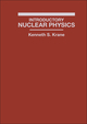 Introductory Nuclear Physics, 3rd Edition (047180553X) cover image