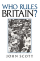 Who Rules Britain? (074560563X) cover image