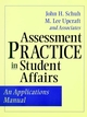 Assessment Practice in Student Affairs: An Applications Manual (078795053X) cover image