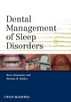 Dental Management of Sleep Disorders (081381913X) cover image