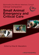 Blackwell's Five-Minute Veterinary Consult Clinical Companion: Small Animal Emergency and Critical Care (081382043X) cover image