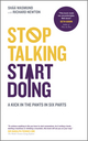 Stop Talking, Start Doing: A Kick in the Pants in Six Parts (085708173X) cover image