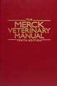 The Merck Veterinary Manual, 10th Edition (091191093X) cover image