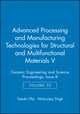 Advanced Processing and Manufacturing Technologies for Structural and Multifunctional Materials V, Volume 32, Issue 8 (111805993X) cover image