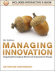 Managing Innovation: Integrating Technological, Market and Organizational Change, 5th Edition (111836063X) cover image