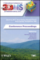 1st International Conference on 3D Materials Science, 2012: July 8-12, 2012, Seven Springs Mountain Resort, Seven Springs, Pennsylvania, USA, Conference Proceedings (111868673X) cover image