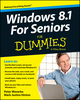 Windows 8.1 For Seniors For Dummies (111882153X) cover image