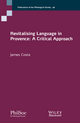 Revitalising Language in Provence: A Critical Approach (111924353X) cover image