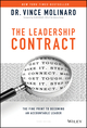 The Leadership Contract: The Fine Print to Becoming an Accountable Leader, 3rd Edition (111944053X) cover image