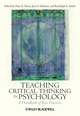 Teaching Critical Thinking in Psychology: A Handbook of Best Practices (140517403X) cover image