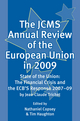 The JCMS Annual Review of the European Union in 2009 (140519703X) cover image