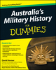 Australia's Military History For Dummies (174216983X) cover image