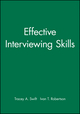 Effective Interviewing Skills (185433283X) cover image