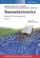 Nanoelectronics: Materials, Devices, Applications, 2 Volumes (352734053X) cover image