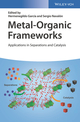 Metal Organic Frameworks: Applications in Separations and Catalysis (352734313X) cover image