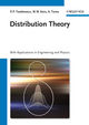 Distribution Theory: With Applications in Engineering and Physics (352741083X) cover image