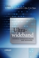 Ultra-Wideband Wireless Communications and Networks (0470011440) cover image