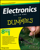 Electronics All-In-One Desk Reference For Dummies (0470147040) cover image